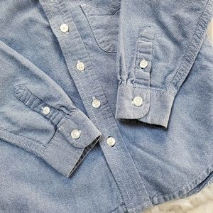 The Children's Place Shirts & Tops - PLACE chambray BUTTON down